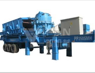Portable Stone Crusher,Mobile Stone Crusher