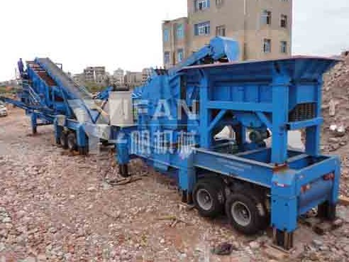 Solution to Xinjiang Construction Waste for Recycled Mixture