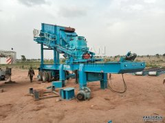 Title: 80t/h granite crushing production line in Nigeria